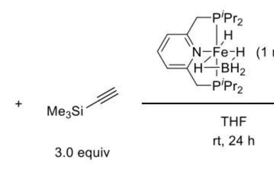 Angew:Co催化端炔的(E)-选择性交叉二聚反应