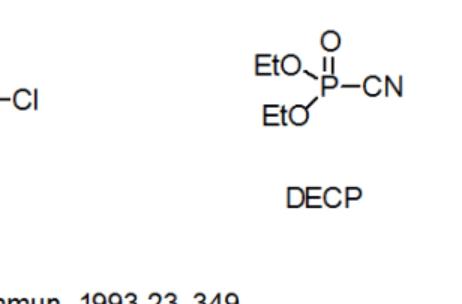 羧酸-磷酸混酐制备酰胺