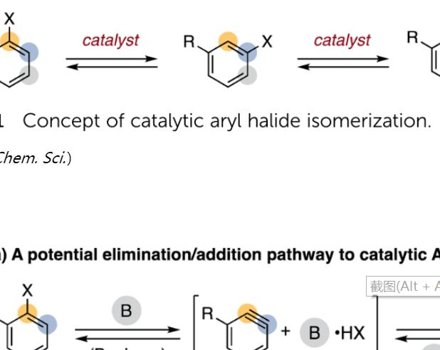 碱介导的卤舞反应:3-卤代吡啶的选择性4-取代反应