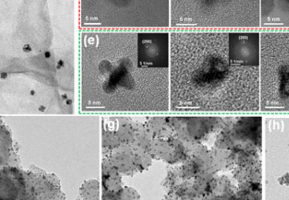 中山大学刘卫教授:PtNi纳米框/N-掺杂石墨烯气凝胶高活性高稳定性电催化剂