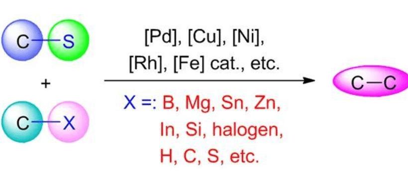 大连化物所发表C-S键催化活化研究综述文章
