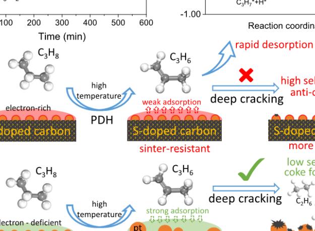 具有高分散的 CoNx活性位点的纳米钴催化剂用于高效催化甲酸制氢