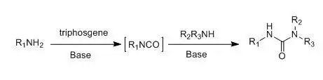三光气和胺反应制备脲