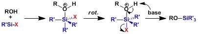 醇的硅醚保护反应 Silyl Protective Grou
